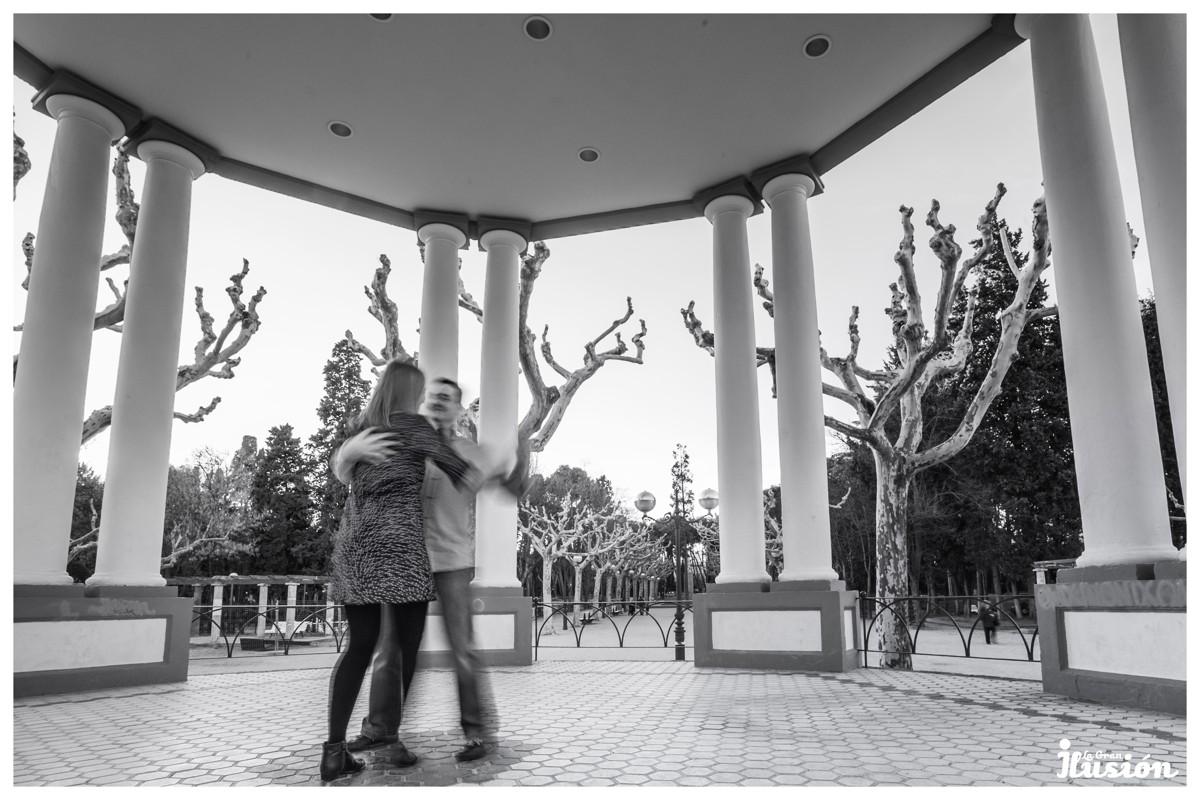 fotos preboda huesca parque pajaritas