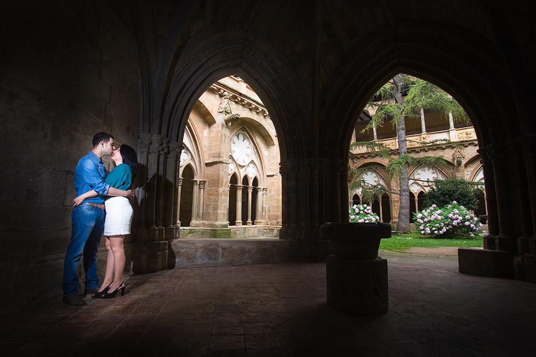 fotografo bodas zaragoza preboda monasterio de veruela moncayo