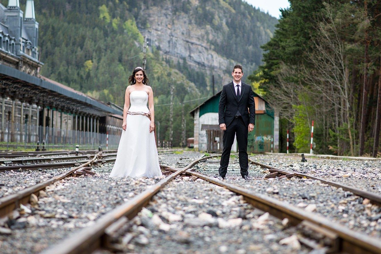 fotografo bodas zaragoza postboda canfranc