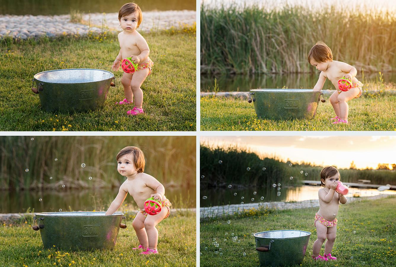 fotografo bodas zaragoza sesion embarazo parque del agua